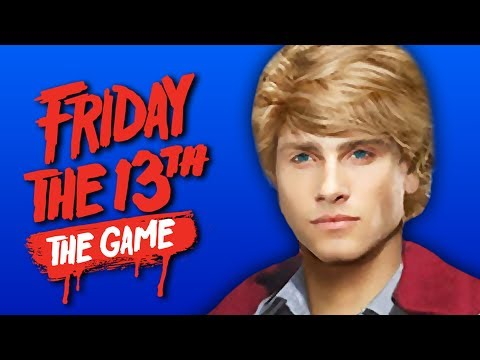 BATTLE CHAD KILLS JASON!   Friday The 13th: The Game (ft. Gorilla & Dracula)