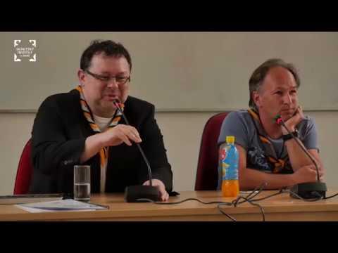 Investigativní žurnalistika s M. Wollnerem a J. Kmentou (Média v měnícím se světě)