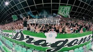 Green Dragons -  Olimpija : Maribor, 27. 8. 2017