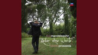 Mendelssohn: Lied in E flat Major - Espressivo & allegro [Lieder ohne Worte without opus number]
