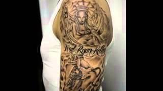 Video Angel tattoo design for men download MP3, 3GP, MP4, WEBM, AVI, FLV Juni 2018