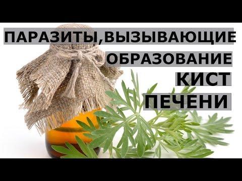 Киста печени: лечение -