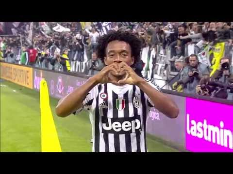 Il gol di Cuadrado - Juventus - Torino - 2-1- Giornata 11 - Serie A TIM 2015/16