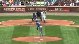 2009/05/23 CG: Royals @ Cardinals
