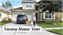 Vacasa Vacation Rental House Tour in Kissimmee - Where To Stay At Walt Disney World Orlando Florida