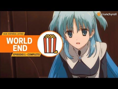 World End l Ep. 1 - En el mundo del declive del sol (Subs Español Latino)