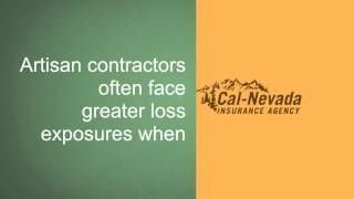 Reno Artisan Contractors Insurance