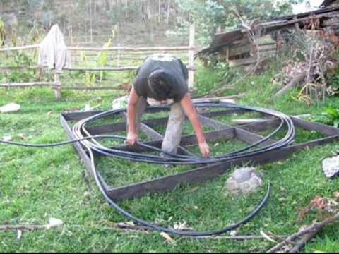 Calentador solar youtube for Calentar agua piscina