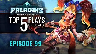 Paladins - Top 5 Plays - #99
