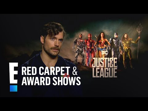 "Henry Cavill Talks Superman's Return in ""Justice League"" 