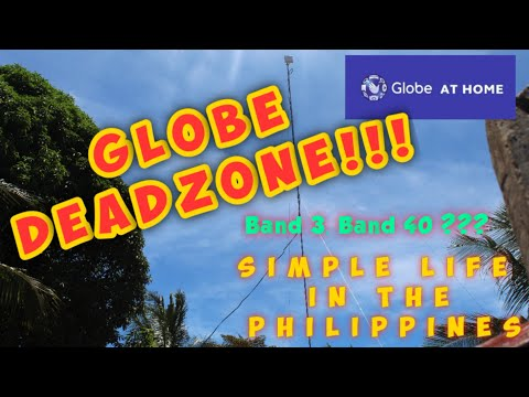 Very Fast Internet in Globe Deadzone - Foreigner Living in the Philippines 🇵🇭 Part 2