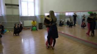 Tarraxinha | Olesya & Mark-Anthony Sheppard | Lviv | February 2017