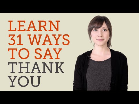 how to say thank you in brazilian language