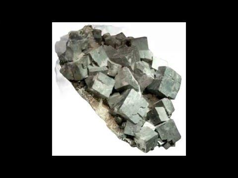 Healing Crystals Galena Information Video