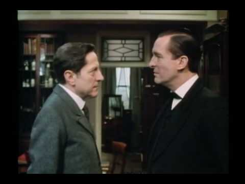 Sherlock Holmes Six Napoleons, final clip