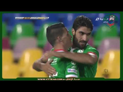 هدف الإتفاق السعودي الثاني على الاتحاد السعودي بطولة تبوك الدولية الثانية 2017