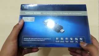 sys2u com แกะกล อง cisco ae3000 450 mbps dual band usb adapter 3x3 mimo