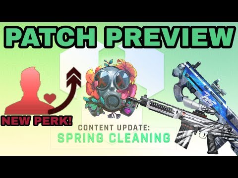 PATCH PREVIEW - Spring Cleaning CONTENT UPDATE! IronSight