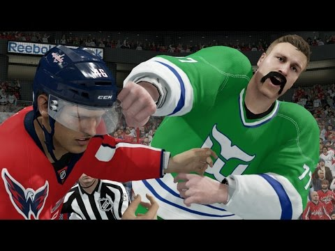 NHL 16 Career Mode #16 - Dolphin Diving