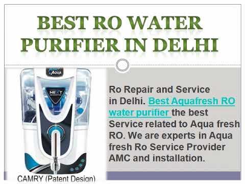 Aquafresh Ro Service Water Purifier in Delhi @9773723986