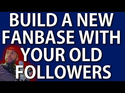 A Quick Trick To Explode Your Fanbase Using Your Old Followers