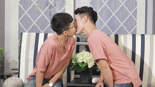 Cặp đôi LGBT hôn nhau thắm thiết làm nữ hoàng chuyển giới Lâm Khánh Chi ghen tỵ 💏