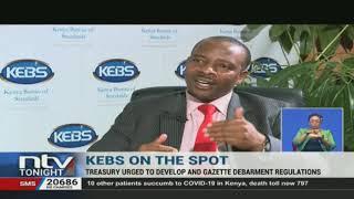 MPs question Kebs' pre-export verification partners