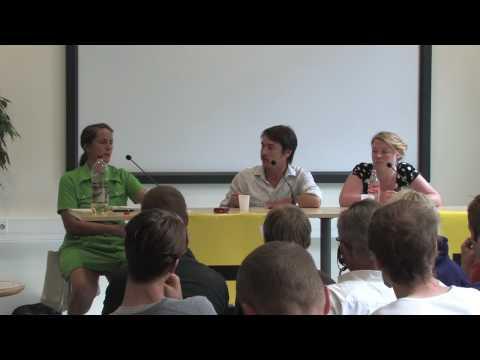 ALMEDALSVECKAN - Panikjuridik - har konst och yttrandefrihet några gränser? del 6 av 10