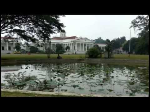 Bogor Botanical Gardens (Kebun Raya Bogor) Indonesia