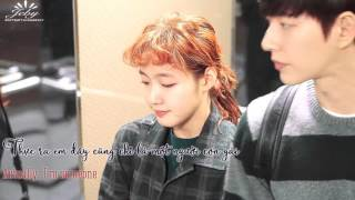 [Engsub/Vietsub] MY TIME WITH YOU (Cheese In The Trap OST Part.4) - Vanilla Acoustic