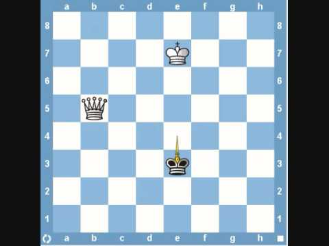 Download Chess Endgame- King and Queen