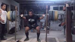 cazaly jeremiah raw 260kg nauru