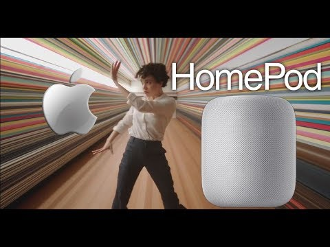 Apple HomePod Commercial ft. FKA Twigs & Anderson Paak    Glance Analysis