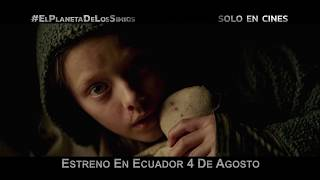 El Planeta de los Simios: La Guerra | Estreno en Ecuador: 4 de agosto | Sólo en cines