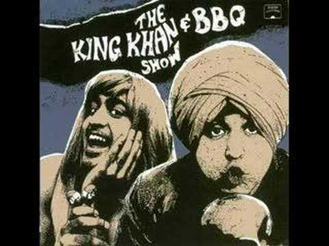 King Khan and BBQ. Zombies