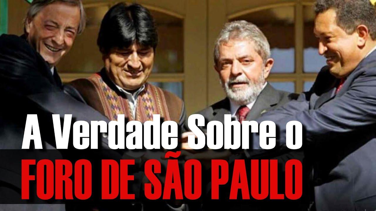 A Verdade sobre o FORO DE SÃO PAULO | Documentário