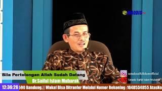 Bila Pertolongan Allah Swt Telah Datang [Studi Surat An-Nasr] Masjid At-Taqwa PT.KAI Bandung