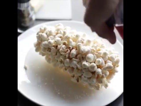 Как сделать попкорн из обычной кукурузы фото 662