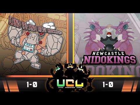 UCL S2 | Week 2 | Long Island RegiRockies v Newcastle Nidokings