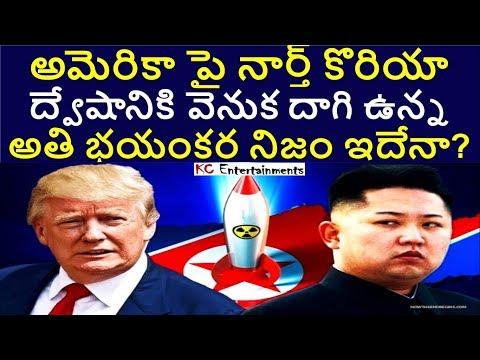 Why North Korea Hates America In Telugu | The Korean War In Telugu | KC Entertainments