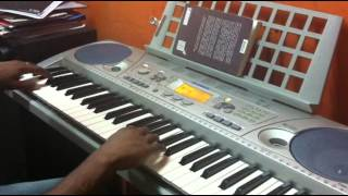 Raja Raja Cholan Song, Padatha Patellam, Pattu Padava Blended Melody in Organ/Piano