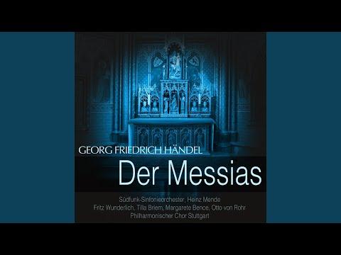 Der Messias, HWV 56, Pt. 2: No. 35, Auf, zerreisset ihre Bande