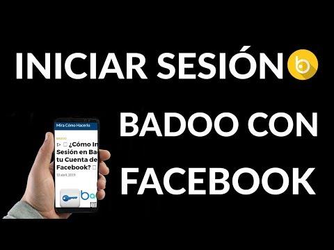 ¿Cómo Iniciar Sesión en Badoo con tu Cuenta de Facebook?