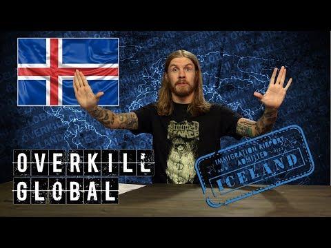 Icelandic Black Metal  Overkill Global Metal Reviews