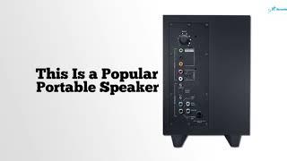 Logitech Z506 Surround Sound Home Theater Speaker System Review – Logitech Z506 5.1 Speakers Review
