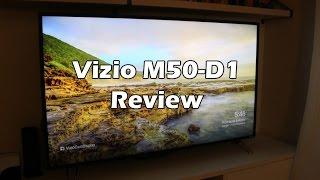 Vizio M50-D1 Home Theater TV
