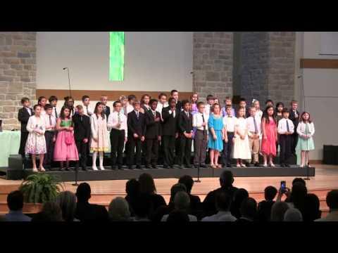 Mars Hill Academy Spring Concert - Grade 3