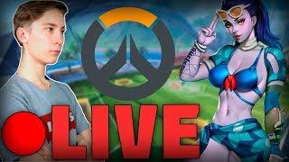 PELATAA OW + Pelataan OIKEETA CS:GO - 🔴 Live Stream (OverWatch + Roblox:DDD)