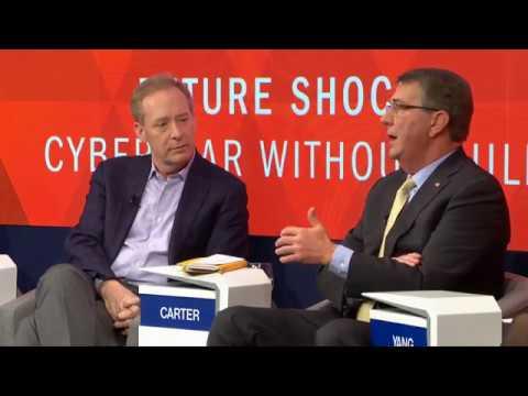 Future Shocks: Cyberwar without Rules