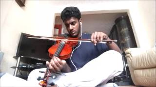 Download Mun Andhi Violin Cover MP3 song and Music Video